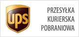Przesyłka kurierska - UPS pobranie