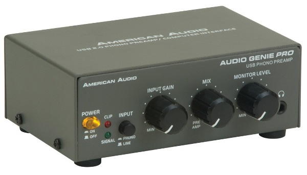 American Audio Audio Genie PRO interfejs audio USB