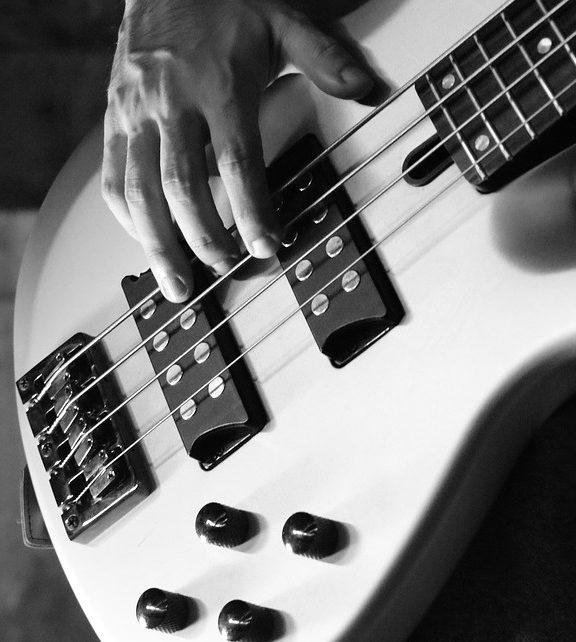 Przetworniki w gitarze basowej
