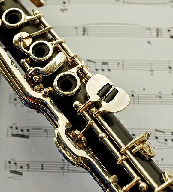 Ligatury klarnetowe
