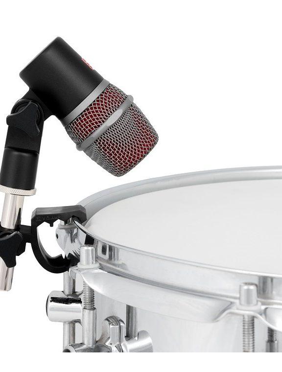 Jak wybrać mikrofony do nagrywania perkusji?