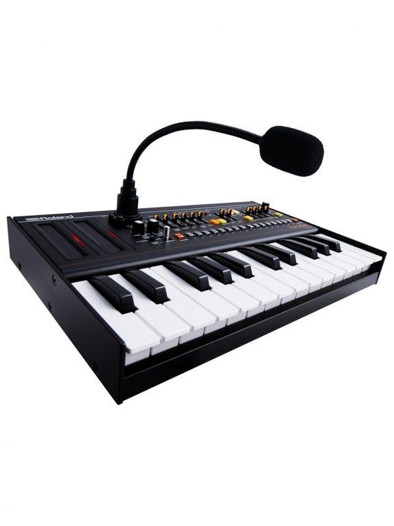 Vocoder – klawisz brzmiący (nie)ludzkim głosem