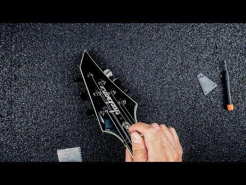 Jak odpowiednio wyregulować gitarę elektryczną?