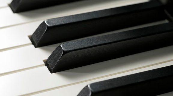 Akordy i systemy gry na keyboardach