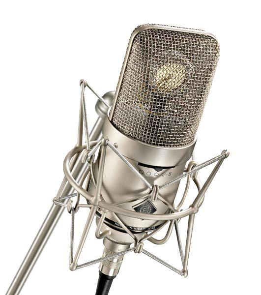 Podłączenie studyjnego mikrofonu pojemnościowego