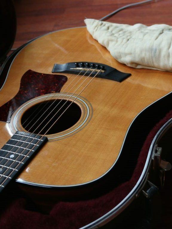 Jak zadbać o gitarę?