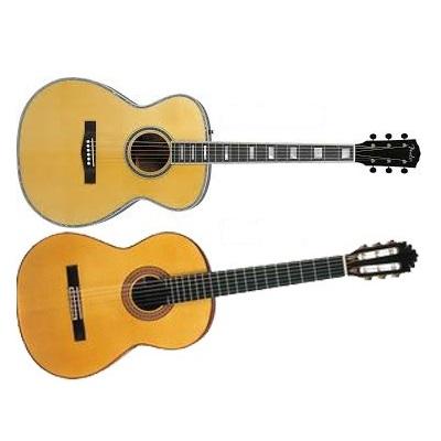 Czym różni się gitara klasyczna od akustycznej?