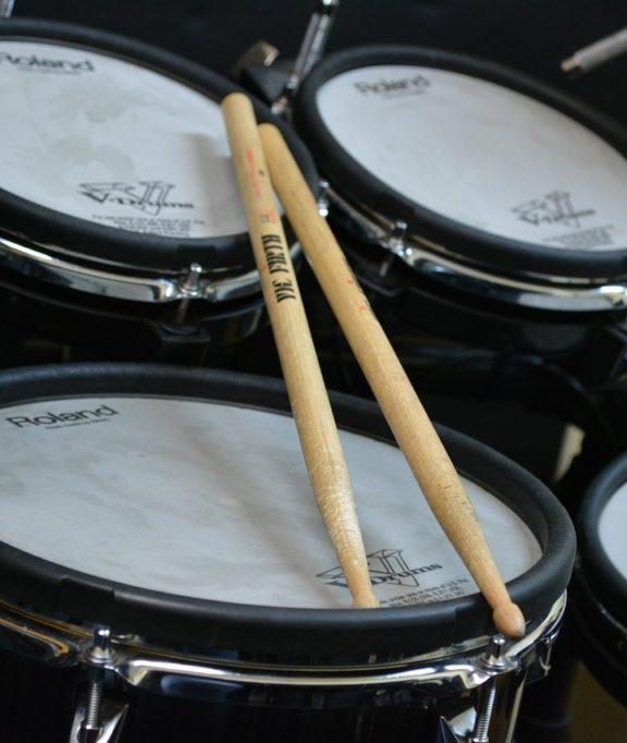 Jaką wybrać perkusję elektroniczną?