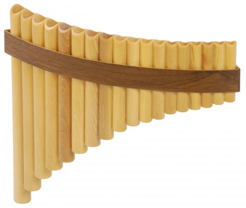 Nauka gry na fletnia pana