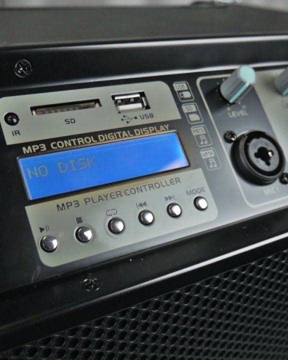 Crono RSB-8 Wheeler – testujemy mobilny zestaw nagłośnieniowy.