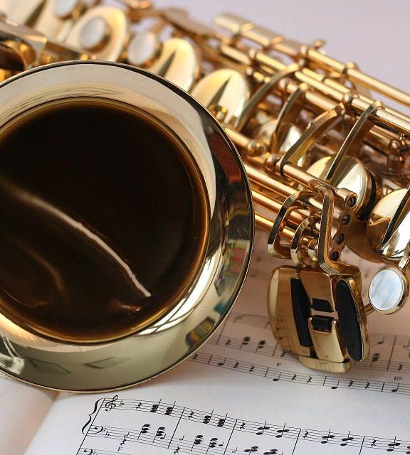 Początki gry na saksofonie