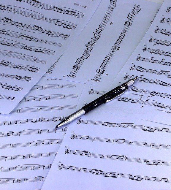 Elementy muzyczne i artykulacyjne w zapisie nutowym