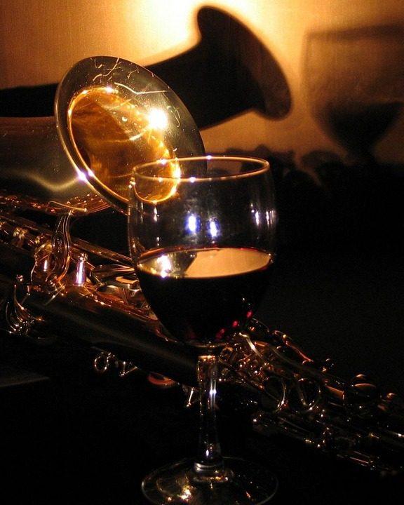Improwizacja na saksofonie