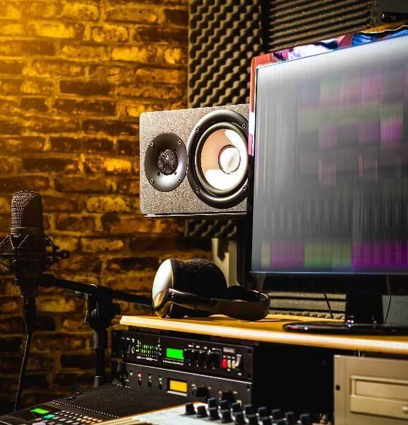 Domowe studio – część 2