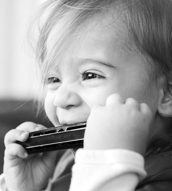 Muzyczna przygoda z harmonijką ustną. Podstawy.