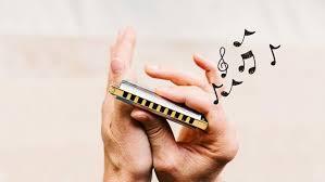 Harmonijka ustna. Ćwiczenia z Gamą C-dur.