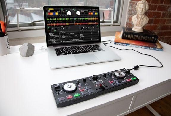 Odtwarzacze DJ CD czy kontroler midi?