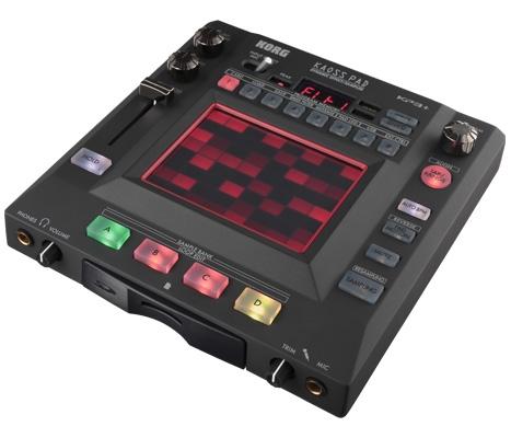 Procesor efektów w pracy DJ