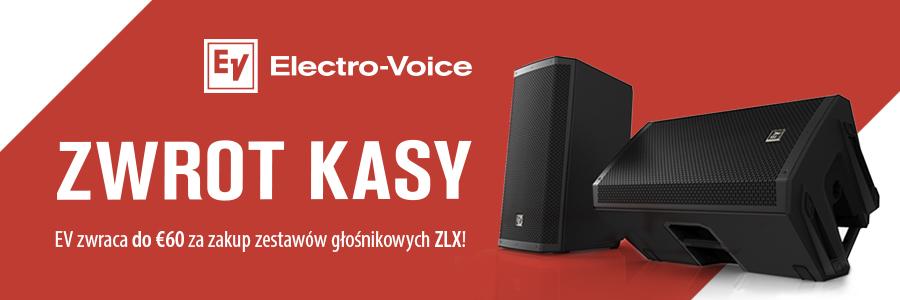 Zwrot kasy za Elecro-Voice!