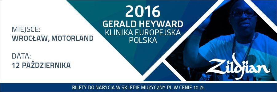 Gerald Heyward