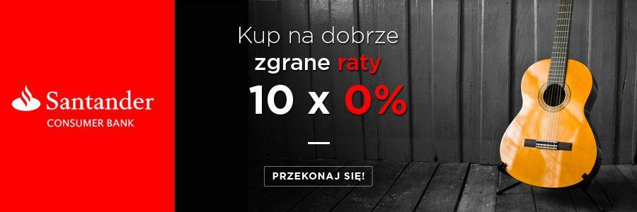 Kup na dobrze zgrane raty 10 x 0%