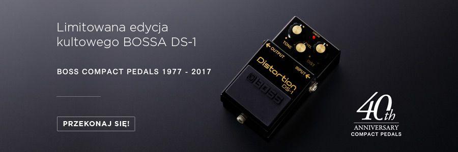 Boss DS-1 40th anniversary