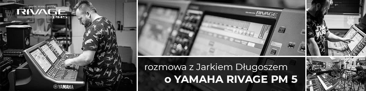 Gentelmen\'s Jazz i rozmowa o konsolecie YAMAHA RIVAGE PM 5