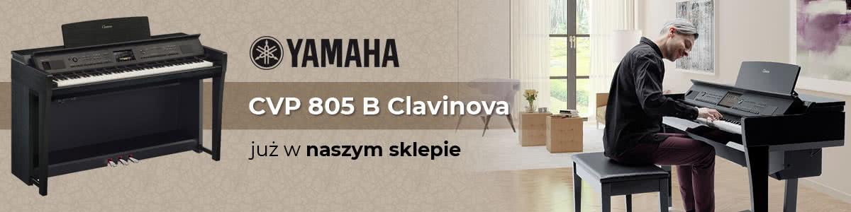 Yamaha CVP 805 B
