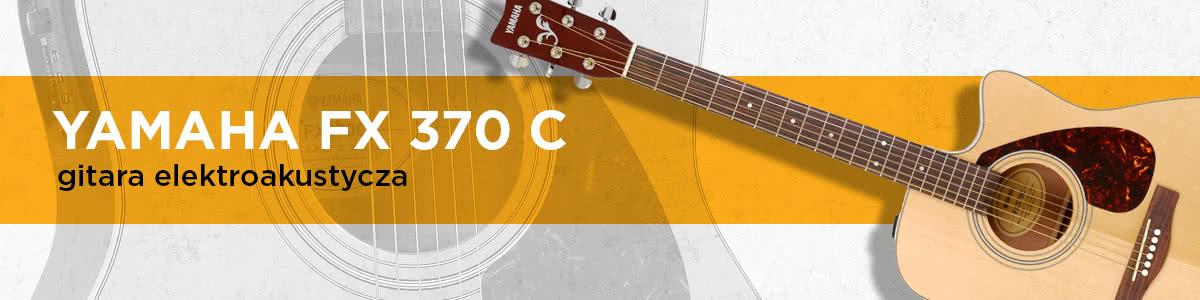 Yamaha FX 370 C
