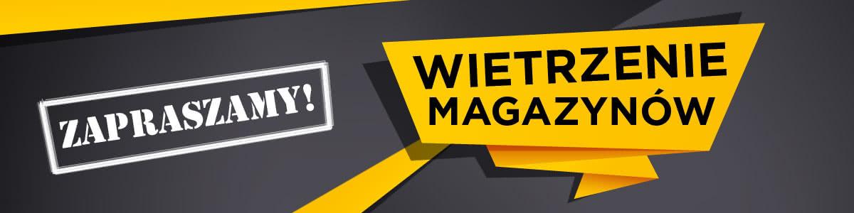 Witerzenie magazynów!