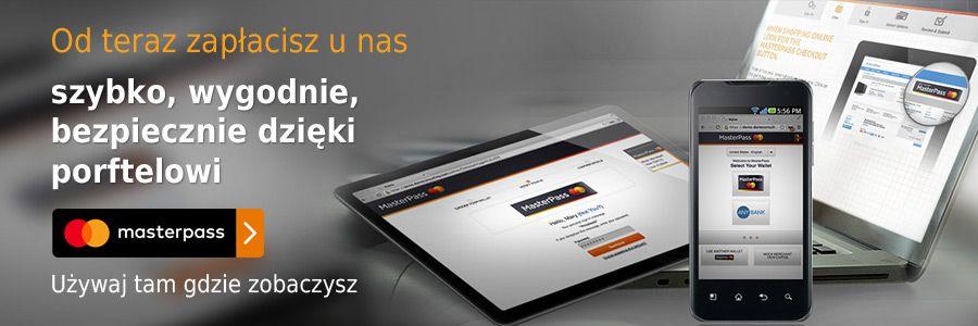 Flet prosty Masterpass w muzyczny.pl