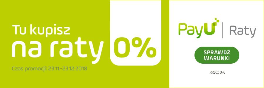 PayU Raty 0%
