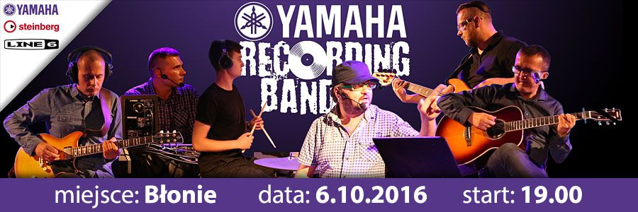 Yamaha Recording Band
