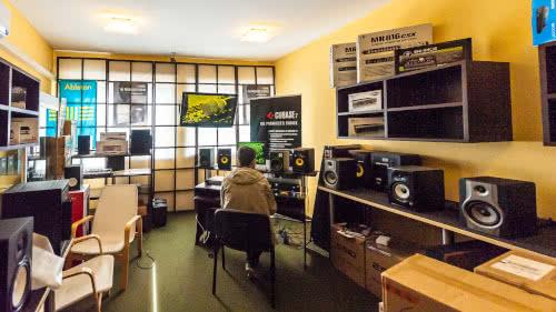 Dział studio w Muzyczny.pl