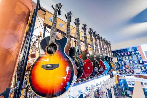 Gitary w sklepie Muzyczny.pl