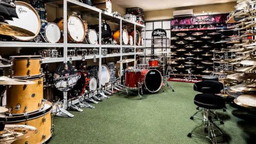 Dział perkusyjny w naszym sklepie