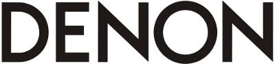 Logo firmy Denon