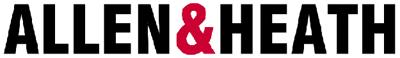 Logo firmy Allen & Heath