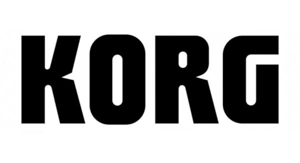 Logo firmy Korg