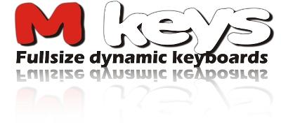 M Keys