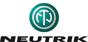 Logo firmy Neutrik