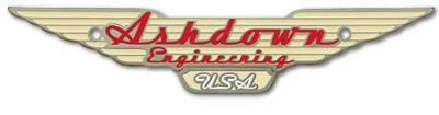Logo firmy Ashdown