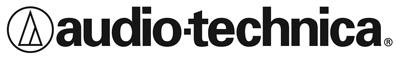 Logo firmy Audio Technica