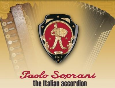 Logo firmy Paolo Soprani