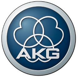 Logo firmy AKG