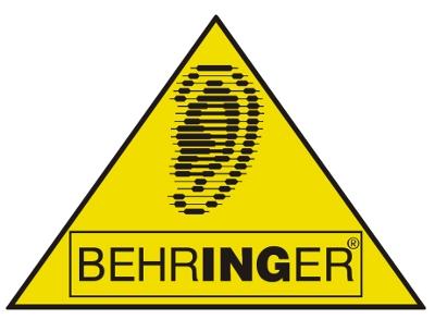 Logo firmy Behringer