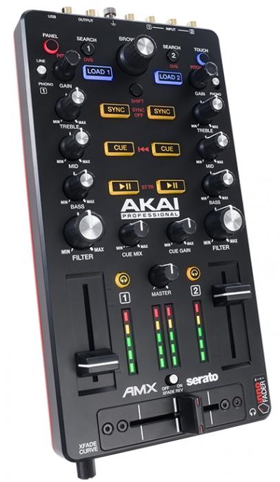 AKAI AMX mikser dla Serato DJ