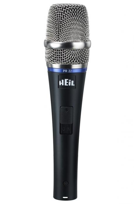 Heil Sound PR 22 SUT Utility w/ switch mikrofon dynamiczny z wyłącznikiem