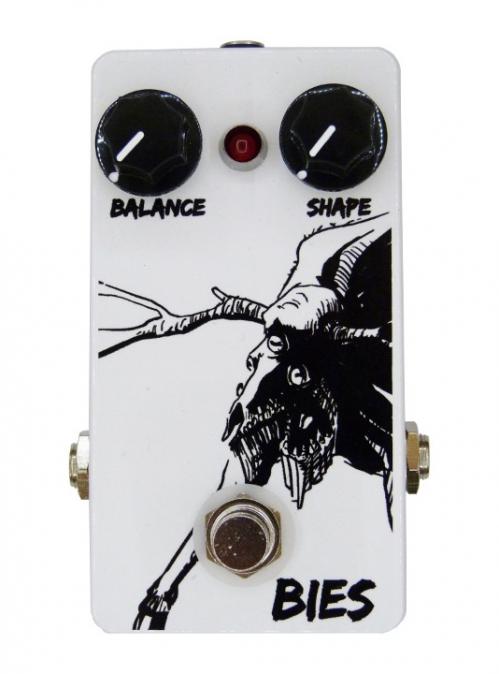 Visar Stompboxes Bies Fuzz/octave efekt do gitary elektrycznej