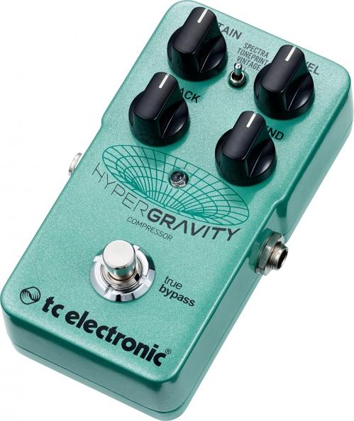 TC electronic HyperGravity Compressor efekt gitarowy